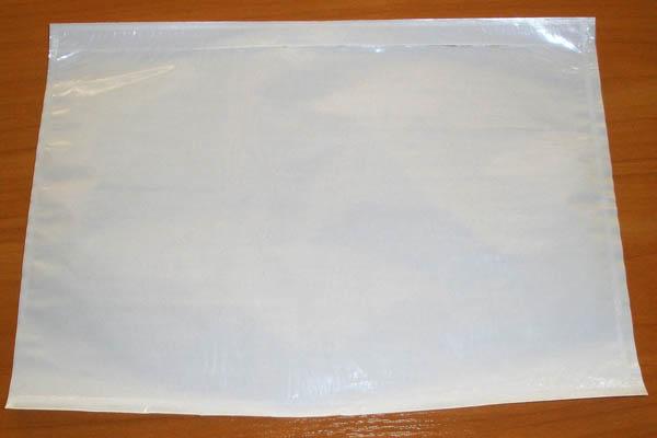 Лицевая сторона (прозрачный полипропилен)