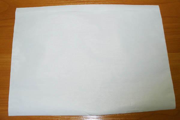 Обратная сторона (специальна бумажная основа)